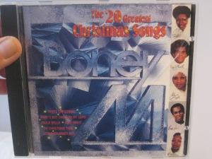 a top-three christmas album favourite!
